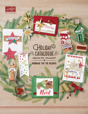 Stampin' Up! Holiday Catalogue 2016 - 2017
