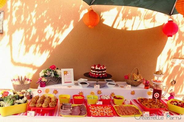 buffet brunch soleil