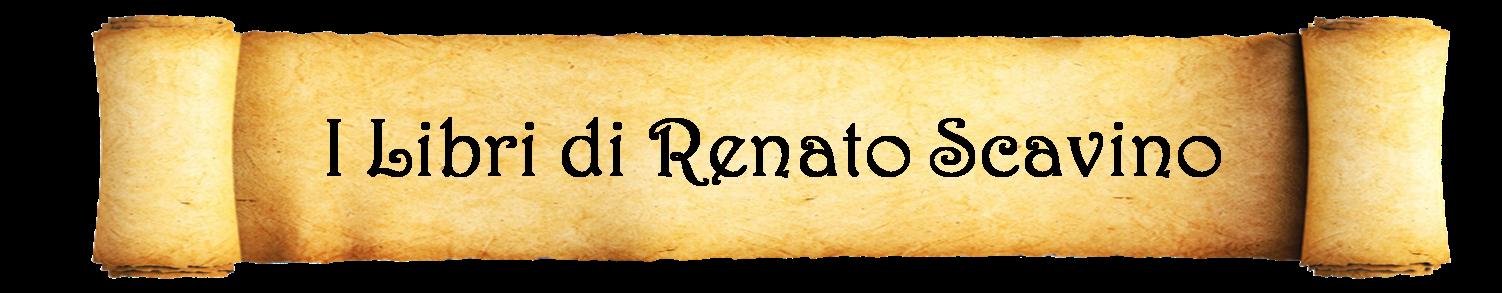I libri di Renato Scavino