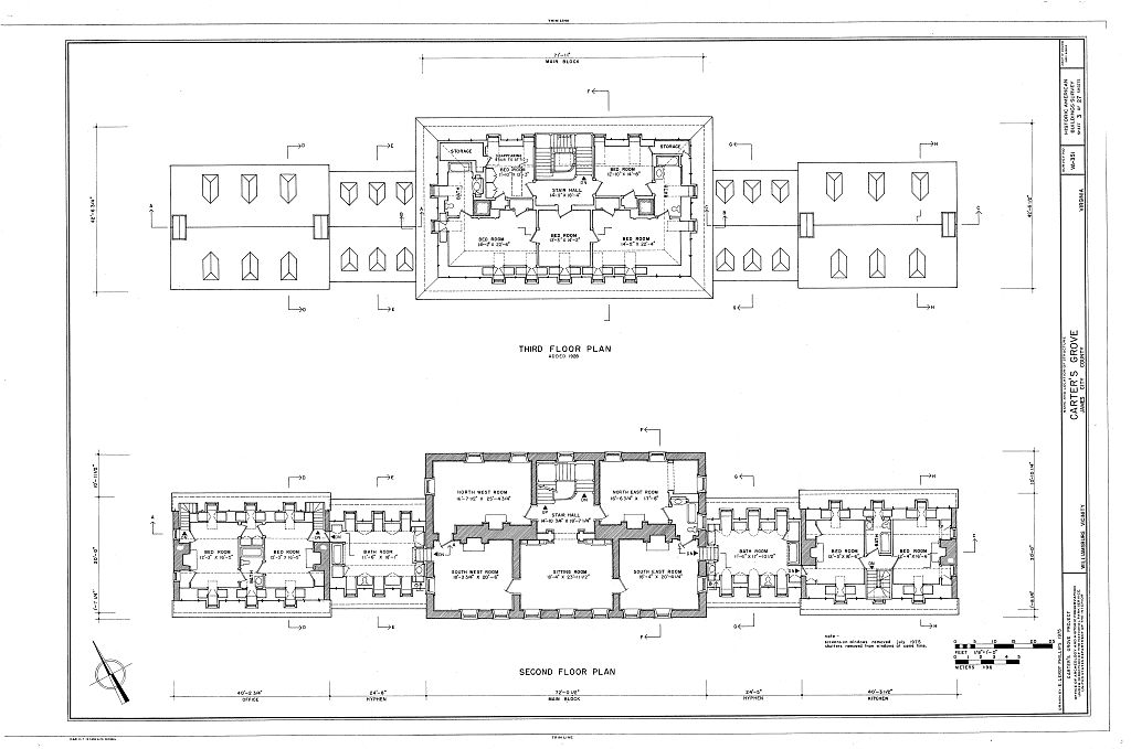Chatsworth House Floor Plan