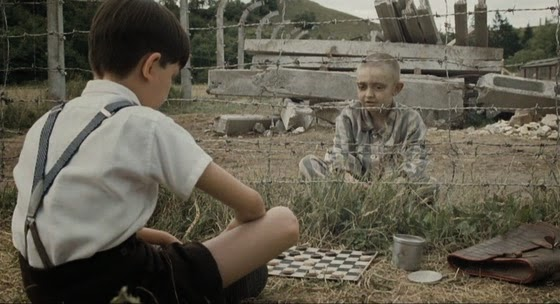 Citaten Uit The Boy In The Striped Pyjamas : Mijn hersenspinsels