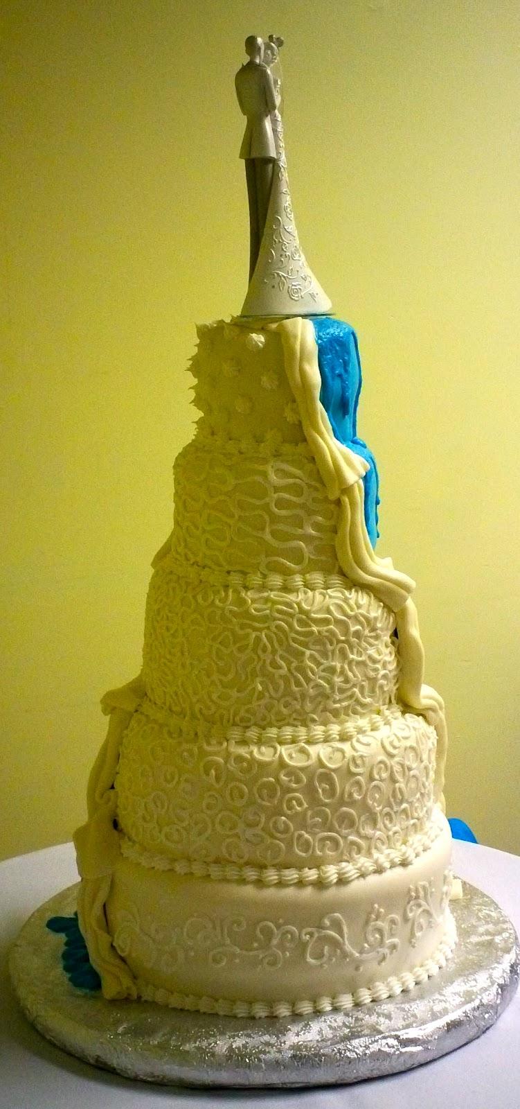Debbie\'s Little Cakes: Amber & Mat\'s Blue Gooseberry Falls Wedding