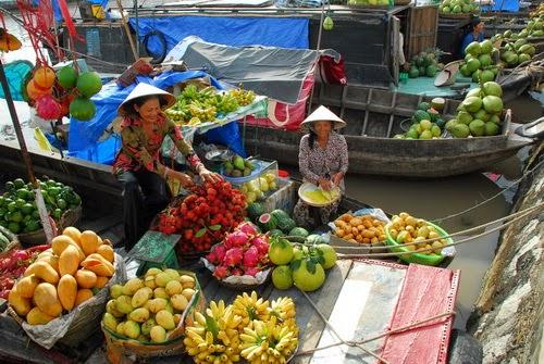 Sài Gòn - Tây Ninh - Củ Chi - Mỹ Tho - Cần Thơ 6  ngày 5 đêm..