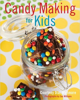 http://www.amazon.com/Candy-Making-Kids-Courtney-Whitmore/dp/142363022X