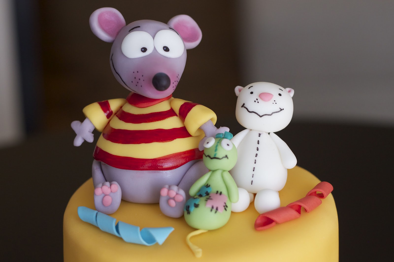 Sweet D Cakes A Toopy And Binoo Birthday
