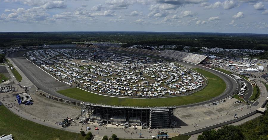 Michigan First Credit Union Locations >> I'm Just Sayin': Michigan International Speedway to Offer Fans Free WiFi