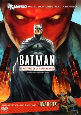descargar Batman: El Misterio De La Capucha Roja en Español Latino