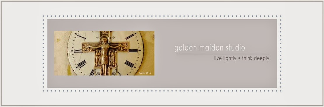 the golden maiden