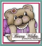 Beary Wishes DT