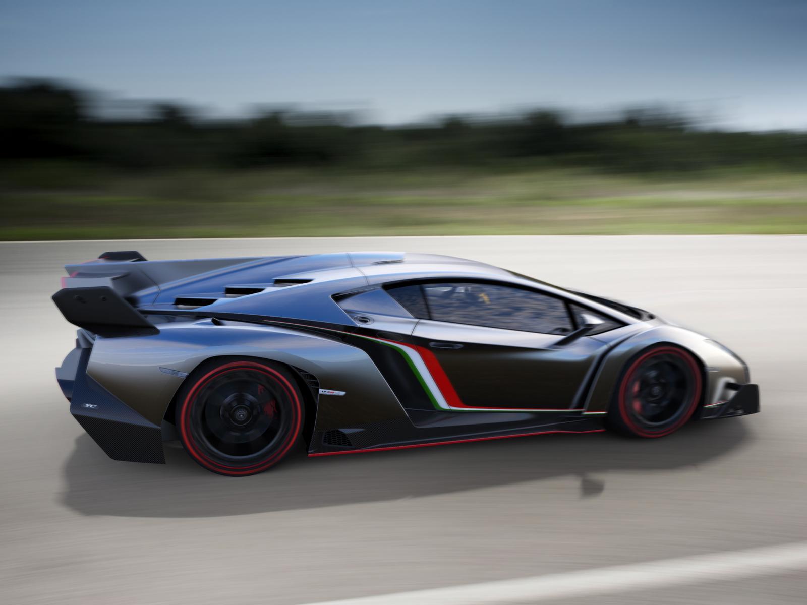 Lamborghini Veneno Hypercar Leaked Ahead Of Geneva Debut