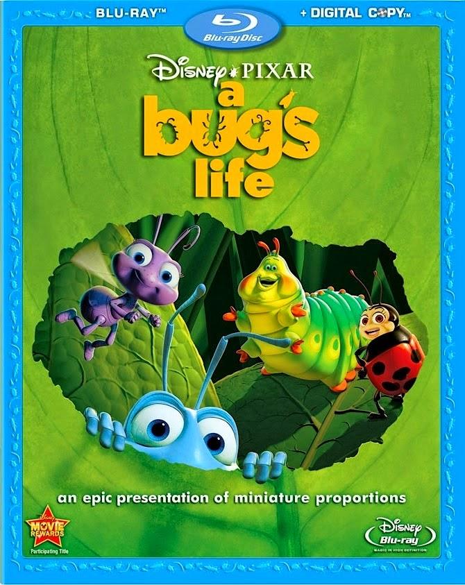 ดูการ์ตูน A Bug's Life ตัวบั๊กส์ หัวใจไม่บั๊กส์