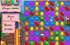 Candy Crush ya fue descargado más de 500 millones de veces