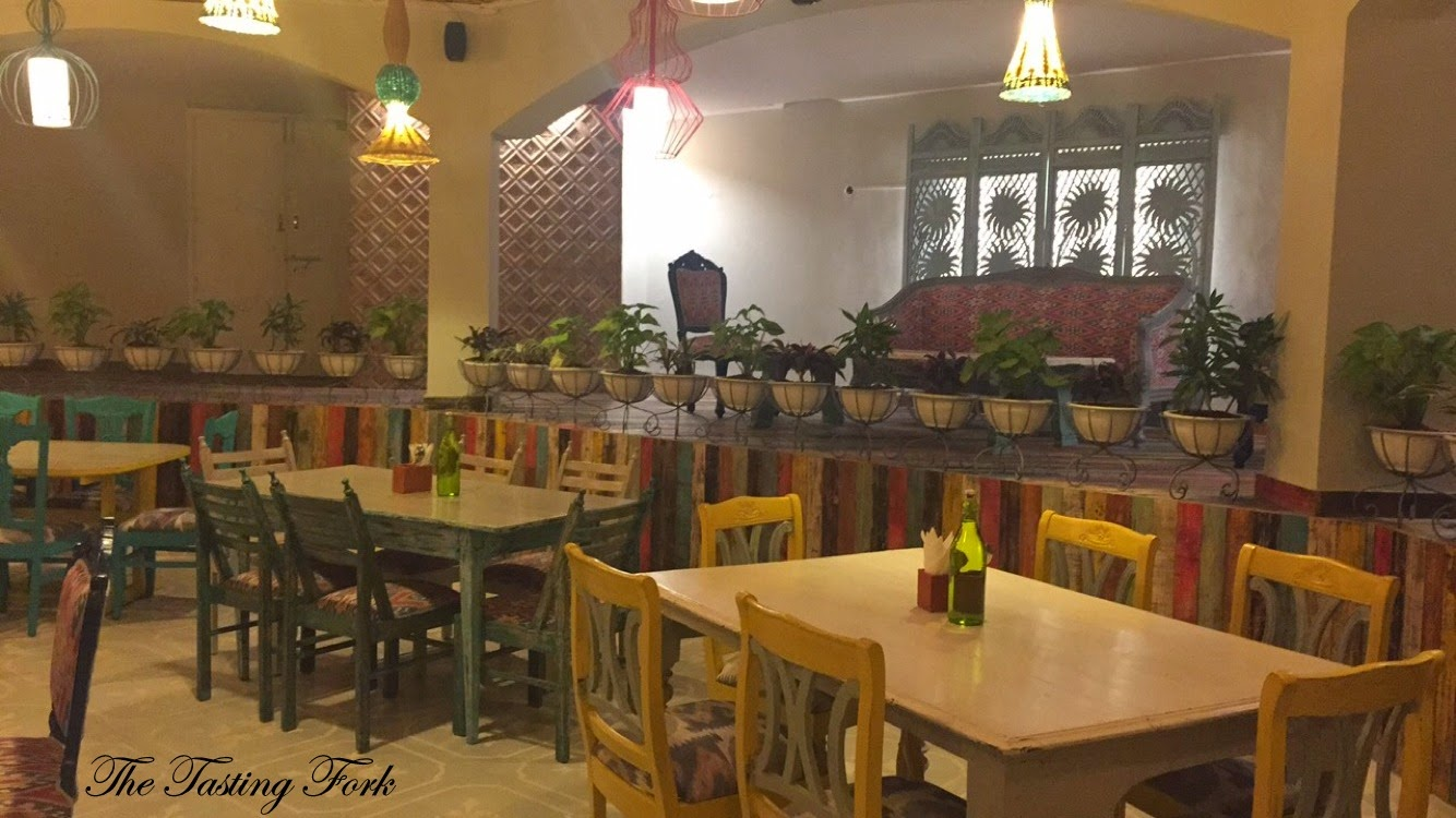 the tasting fork new in town state bhavan the potbelly bihar