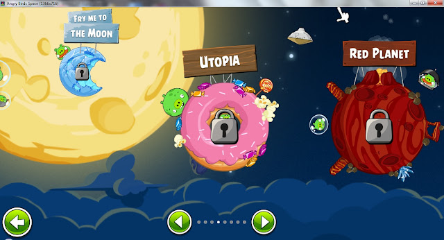 Free Download Angry Birds Space 1.3.0 for PC Terbaru 2012
