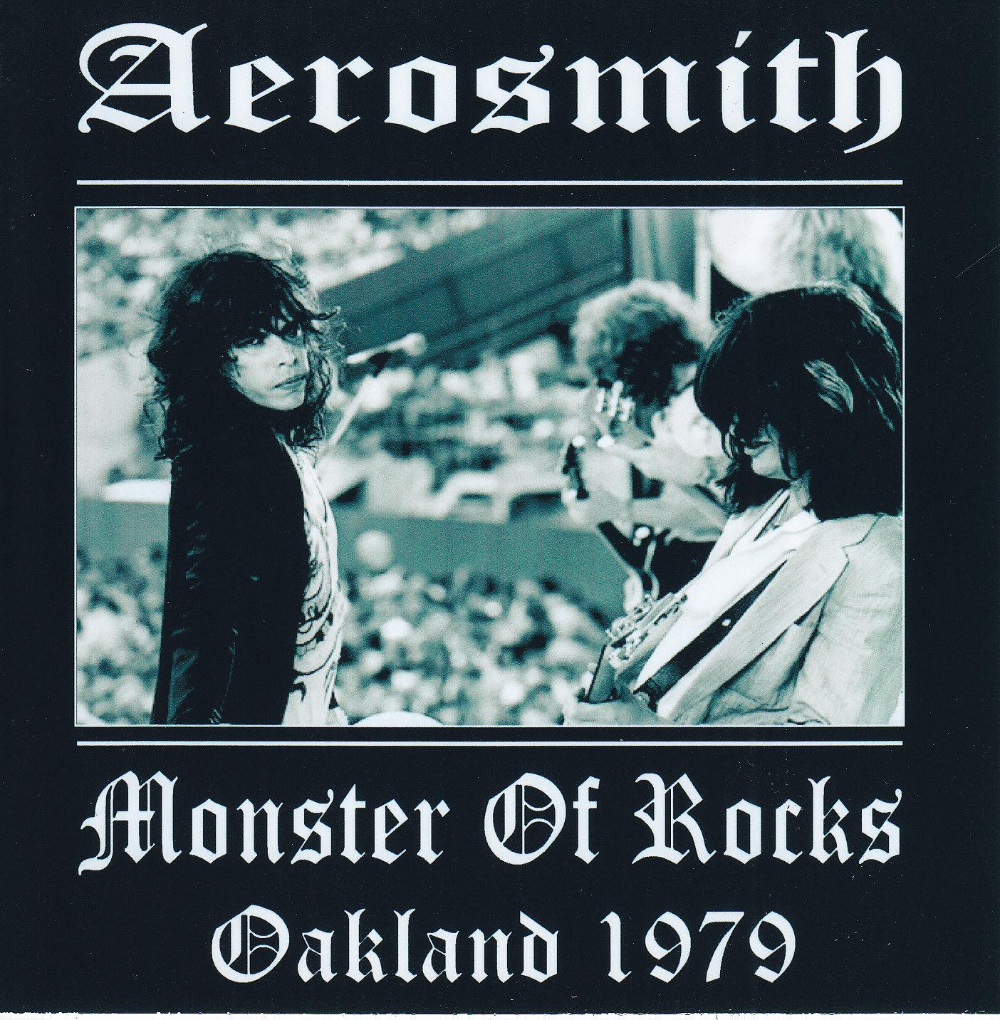 Aerosmith 1979