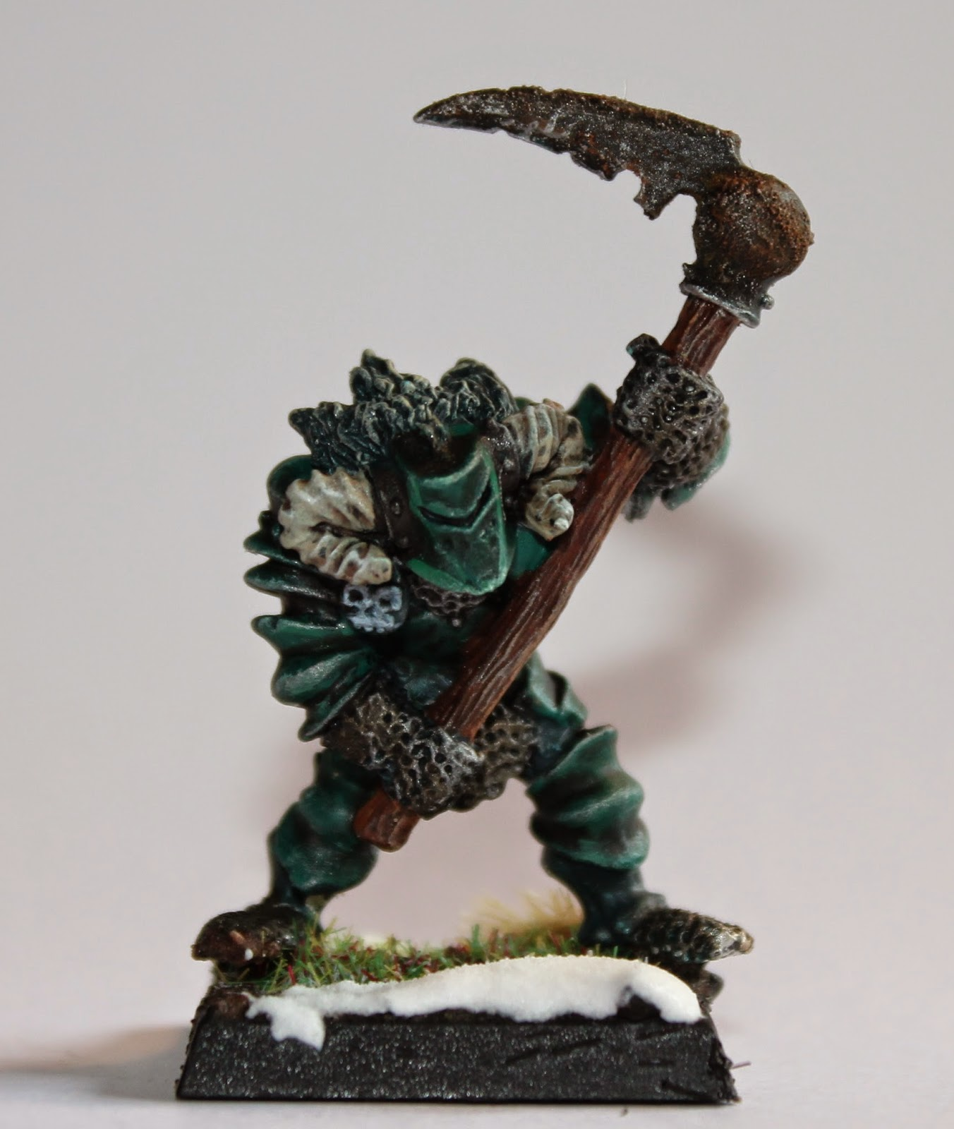 Jes Goodwin chaos warrior