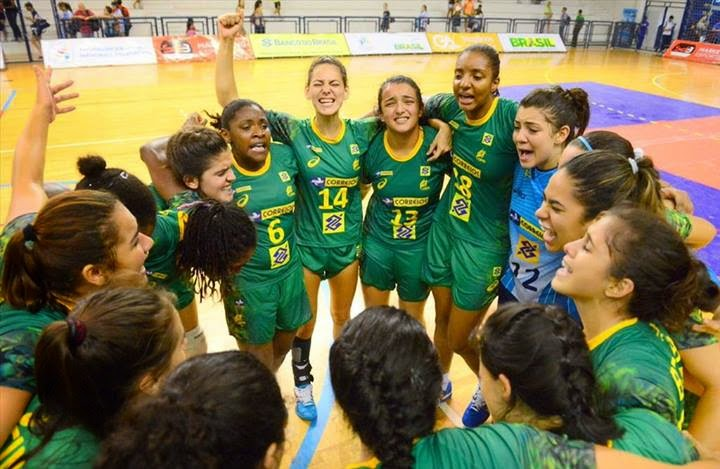 Mundial Juvenil Femenino: Gran victoria de Brasil sobre Suecia | Mundo Handball
