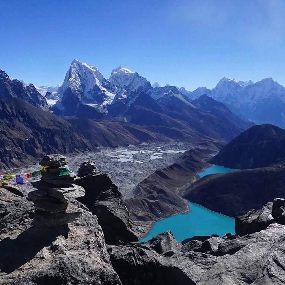 Trekkaamaan Himalajalle