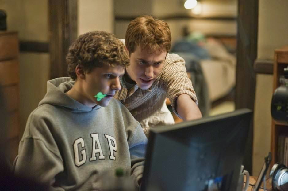 The Social Network : Top 10 Movies for Programmers