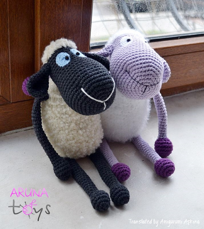 Amigurumi Free Patterns Blog : Amigurumi Sheep-Free Pattern Amigurumi Free Patterns ...