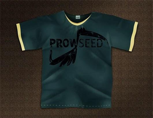 T-shirt from scratch