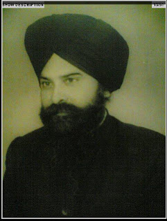 Sant Singh Maskeen - Young Age
