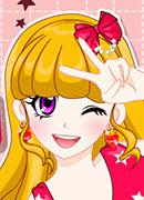 Фото открытка - Онлайн игра для девочек