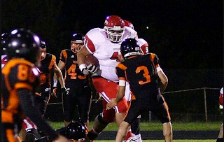 400-Pound High School Running Back