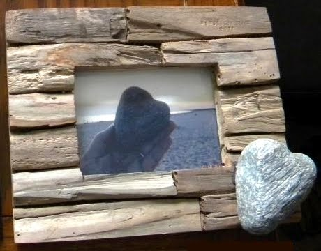 driftwood picture frames