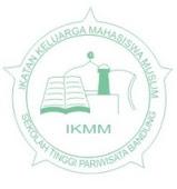 PAGE IKMM-Ikatan Keluarga Mahasiswa Muslim