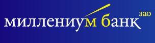Миллениум Банк логотип