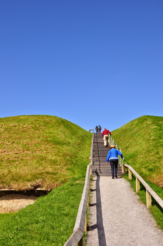 Irland 2014 - Tag 8 | Knowth