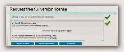 Download Ashampoo Snap 6 Free License key