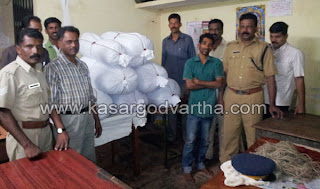 Police, Kanjavu, Liquor, Case, Arrest, River, Boat, Kasaragod, Kerala, Kerala News, International News, National News.