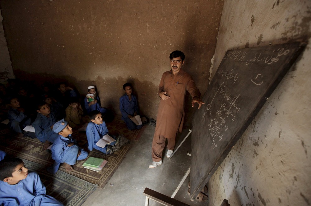 Жизнь людей в Пакистане (23 фото)