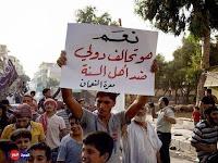 Serangan Amerika Serikat dan Sekutunya Hanya Untuk Mendukung Rezim Bashar Assad