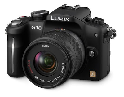 Panasonic Lumix DMC-G10 User manual