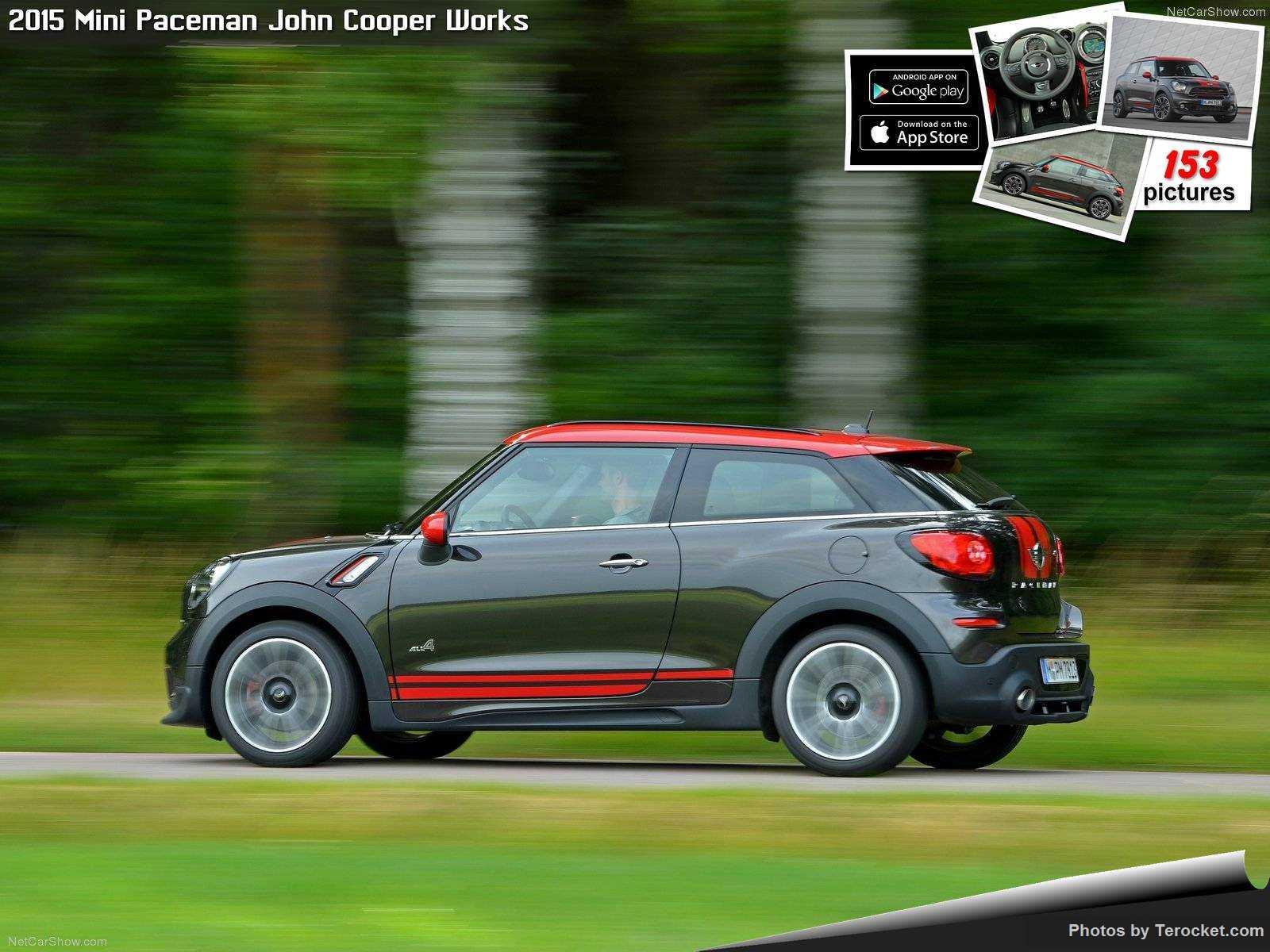 Hình ảnh xe ô tô Mini Paceman John Cooper Works 2015 & nội ngoại thất