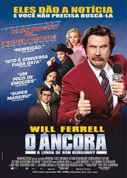 Download O Âncora A Lenda de Ron Burgundy RMVB Dublado + AVI Dual Áudio Torrent DVDRip Torrent Grátis