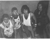 Foto de la formación de 1985-86:
