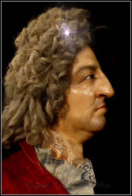 Louis XIV Antoine Benoist