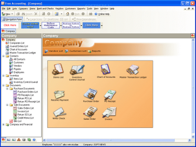 Free Accounting | microsoft business accounting software
