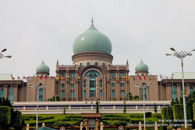 perdena putra purtajaya malaysia architecture