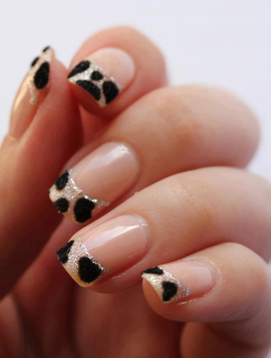 French Tip Nail Designs Best Nail Design Art 2015