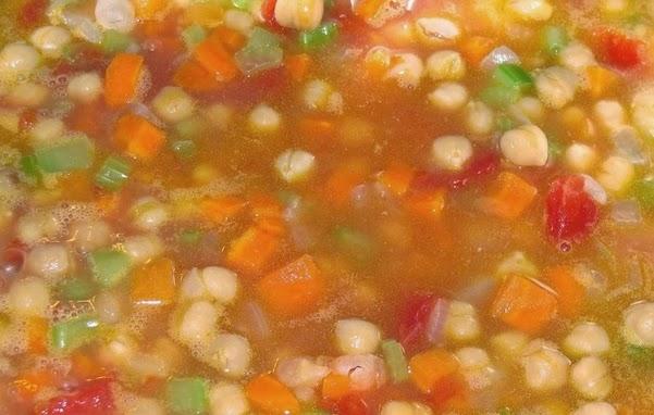 Celery Pasta Soup Recipe