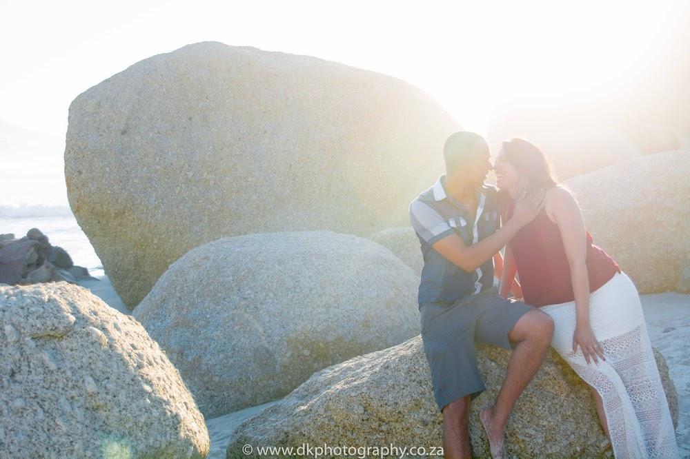 DK Photography CCD_1793 Preview ~ Melissa & Garth's Engagement Shoot in Suikerbossie Forest & Llandudno Beach  Cape Town Wedding photographer