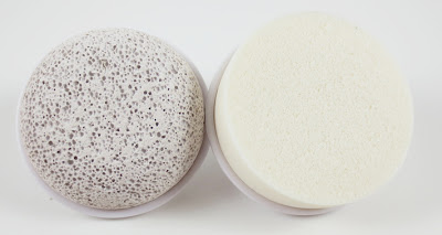 Spa Sonic Skin Care System Pumice and Sponge Brush