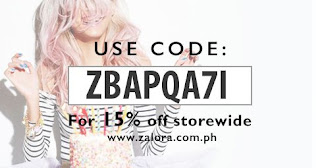 SHOP WITH ZALORA
