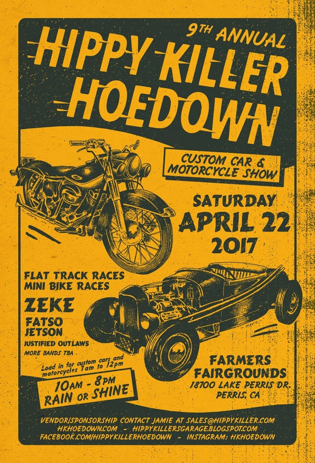 9th Annual Hippy Killer Hoedown