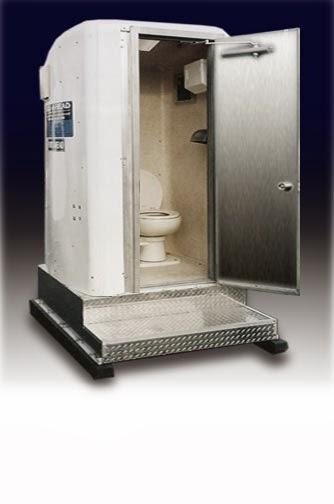 PortaHead 25 portable toilet by CALLAHEAD Corp.